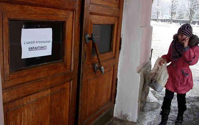 У школах Одещини введено карантин через високий рівень захворюваності