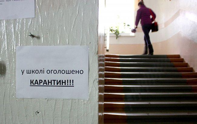 У Бердянську всі школи і дитячі садки закрили на карантин
