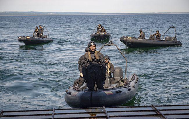 Україна і Румунія почали спільні військово-морські навчання
