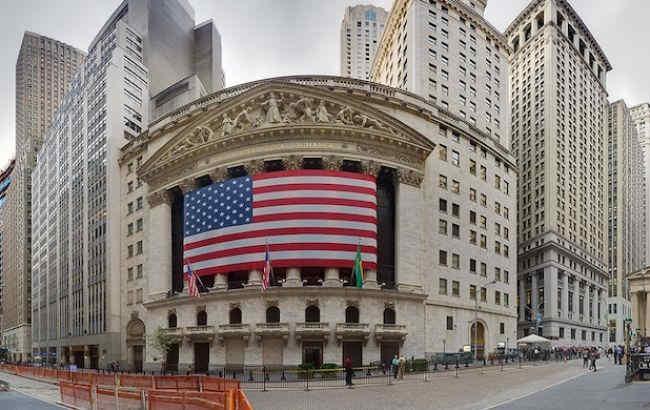Торги на фондовій біржі в США закрилися рекордними втратами за останні 30 років
