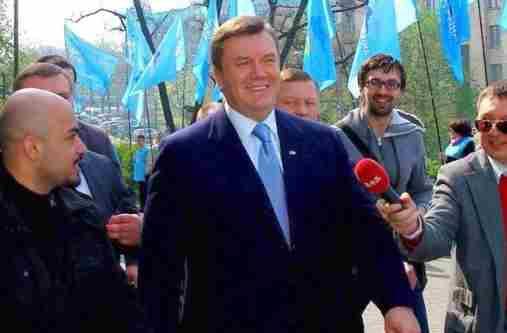 Прокурор пояснив, чому Януковичу не інкримінували посягання на територіальну цілісність