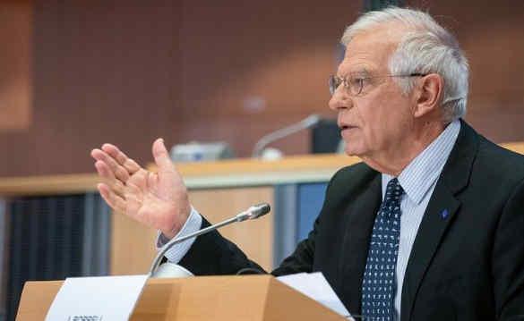 Без виконання «Мінська» нормалізації відносин між ЄС і Росією не буде – Боррель