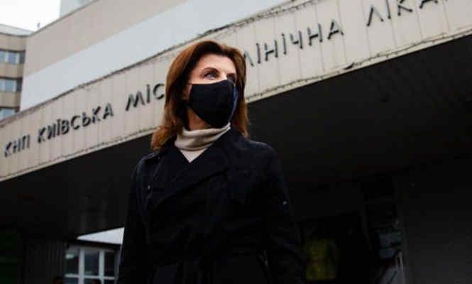 За ініціативи Марини Порошенко у Київраді обговорили реформування протитуберкульозних медзакладів